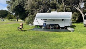 Powered Sites and Camp Sites